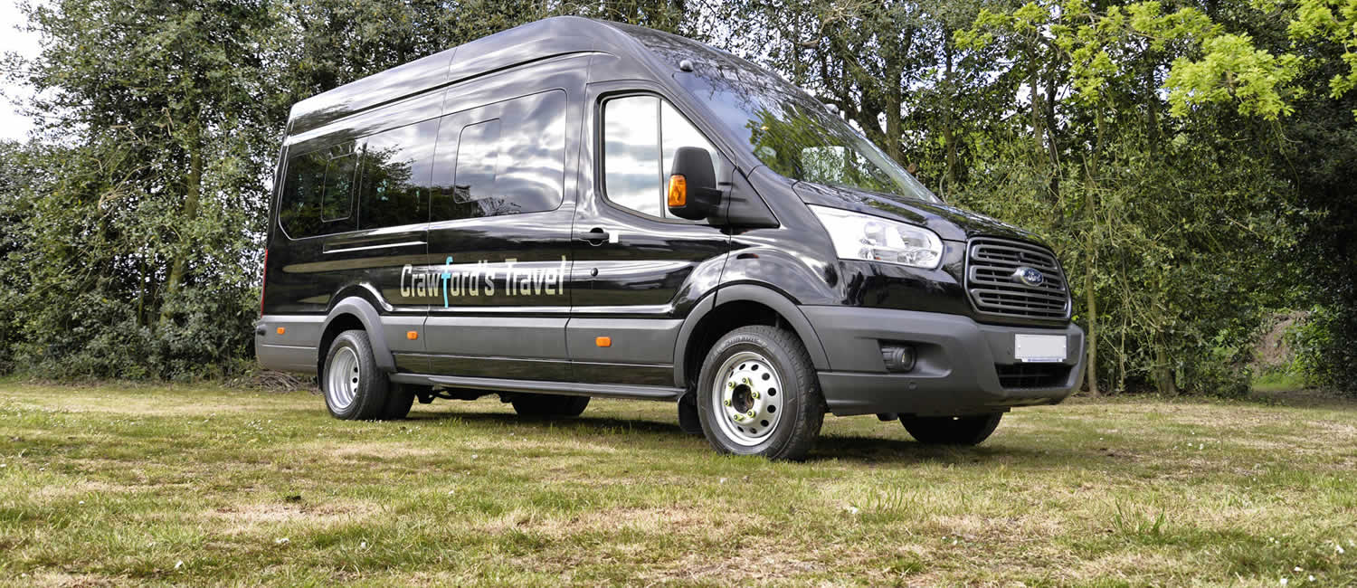 Mini bus hire Watford